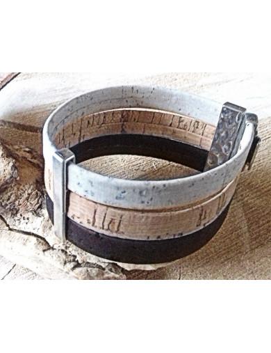 Bracelet 3 rangs...