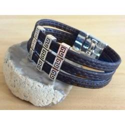 Bracelet tribande