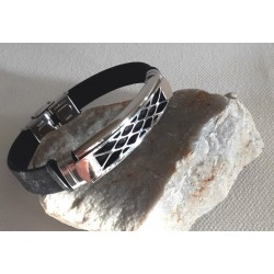 Bracelet grillage